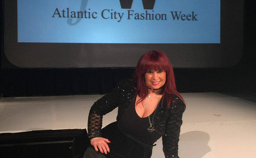 Myra Mrowicki at Atlantic City Fashion Week